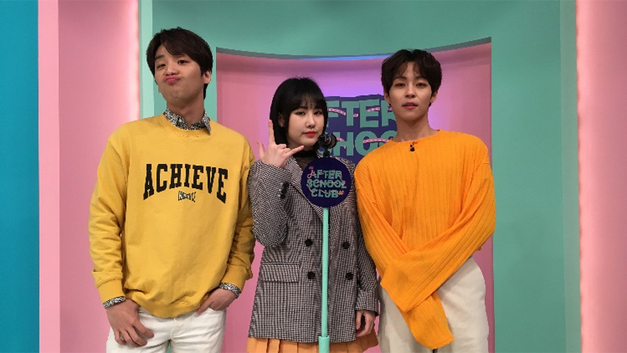 Who's coming to ASC as a NEW MC??!