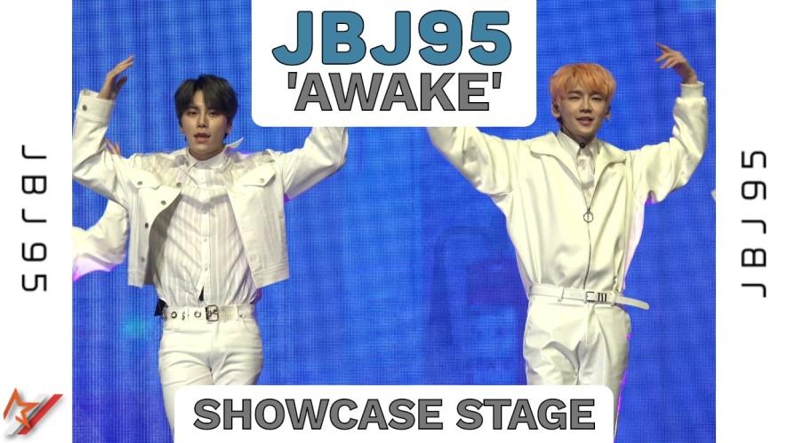★[4K] JBJ95 _ 'AWAKE' Showcase Stage★