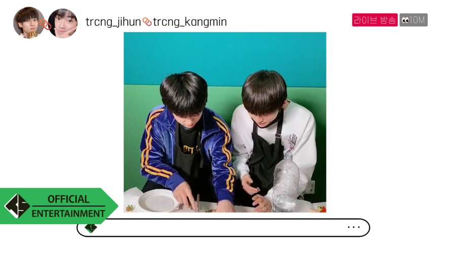 [인스티알그램]EP.05 지훈이와 강민이의 탕후루 만들기