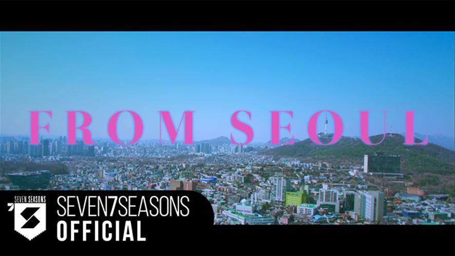 블락비 바스타즈(Block B BASTARZ) - 'From Seoul' Official MV