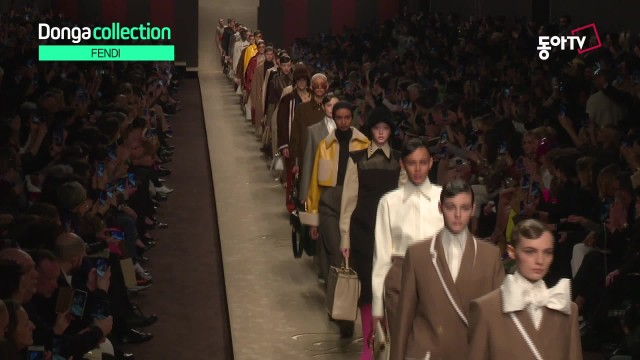 [DTV COLLECTION] FENDI 19FW