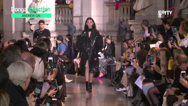 [DTV COLLECTION] ANDREW GN 19FW