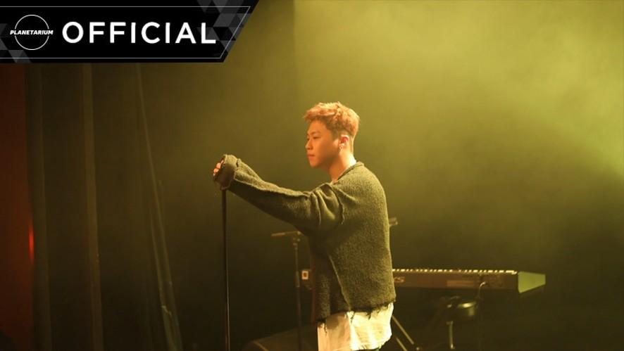 준(JUNE) Concert Footage of 'WE GO HOLIC'