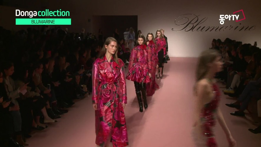 [DTV COLLECTION] BLUMARINE 19FW