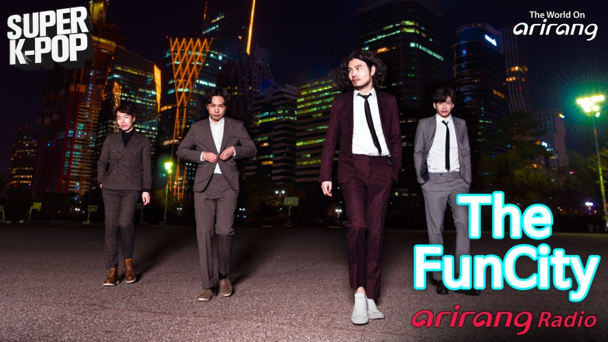 Arirang Radio (Super K-Pop / The FunCity)