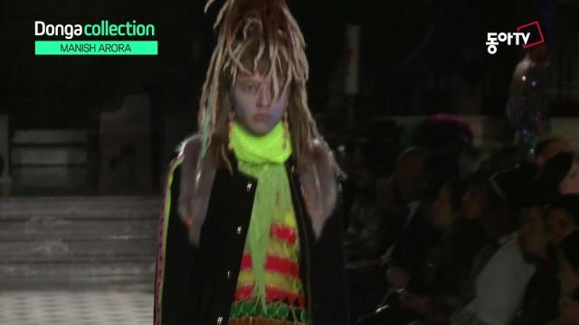 [DTV COLLECTION] MANISH ARORA 19FW