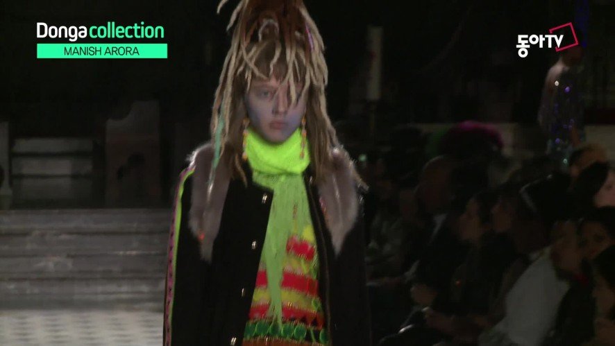 [DTV COLLECTION] MANISH ARORA 19FW