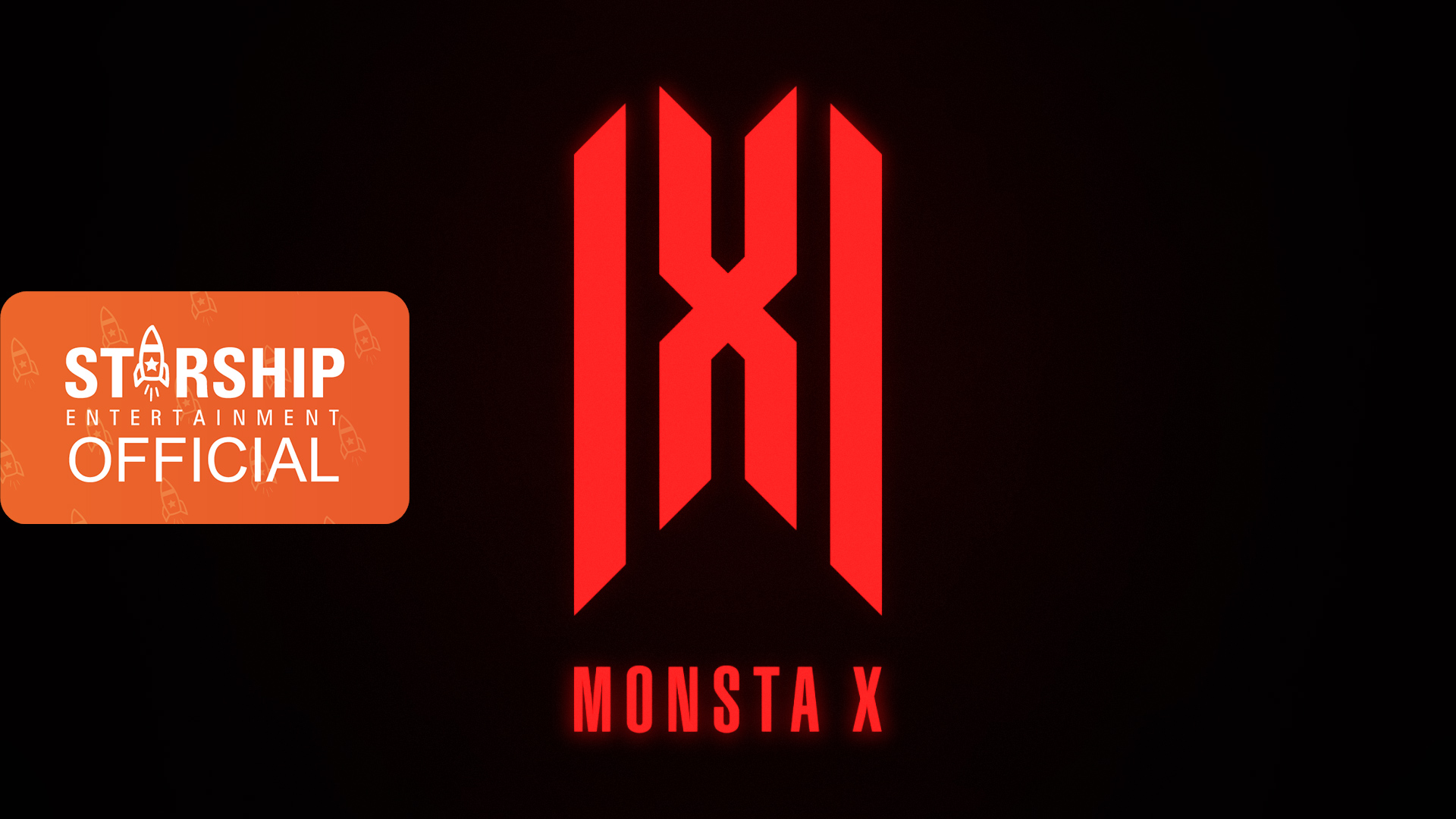 MONSTA X (몬스타엑스) Official LOGO MOTION