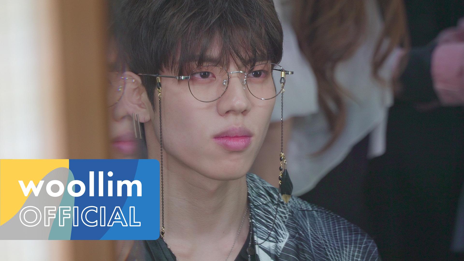 """장동우(Jang Dong Woo) """"Bye"""" 첫 주 비하인드 (1st Week Behind Story)"""