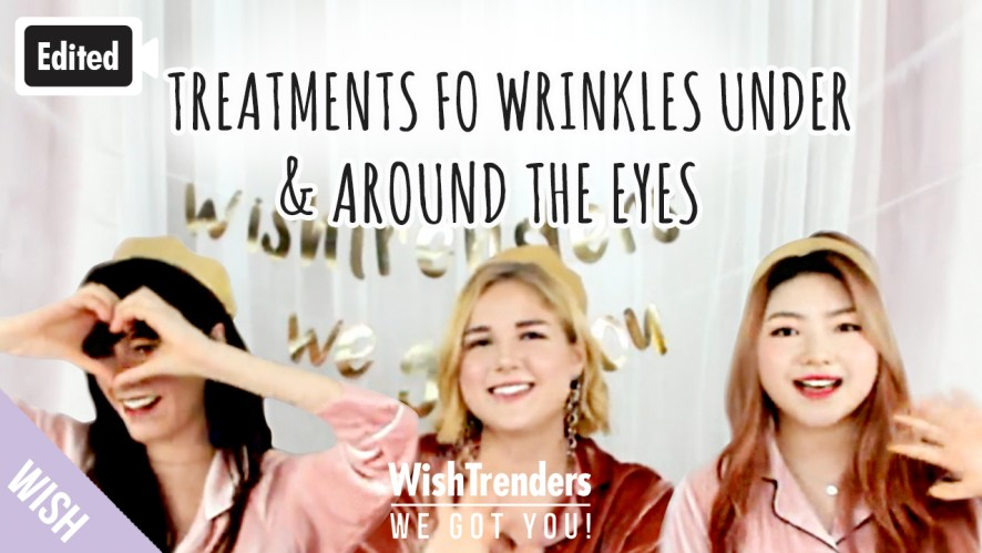 [Edited] How to Remove Eye Wrinkles Permanently at Home | Eye Wrinkles Face Yoga