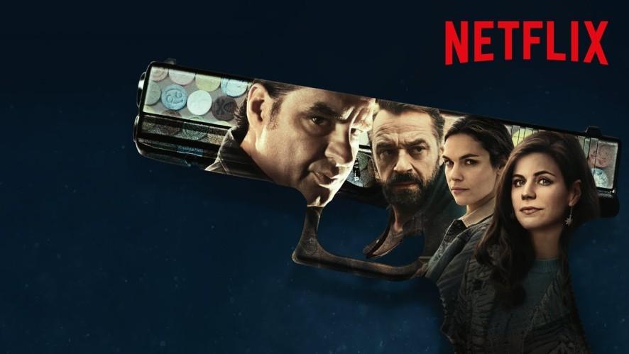 [Netflix] 언더커버 - 공식 예고편