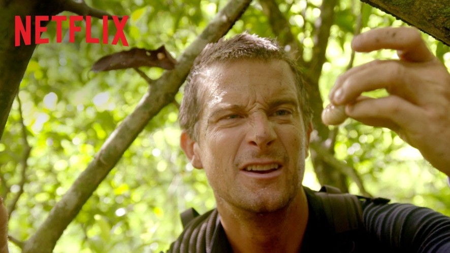 [Netflix] 당신과 자연의 대결 | 인터랙티브 시리즈 - 공식 예고편