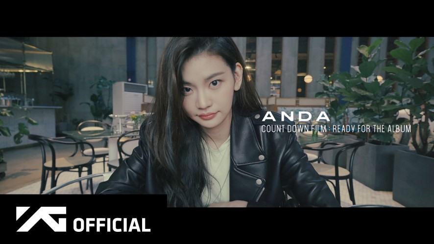 Anda - Countdown Film : Ready for the Album