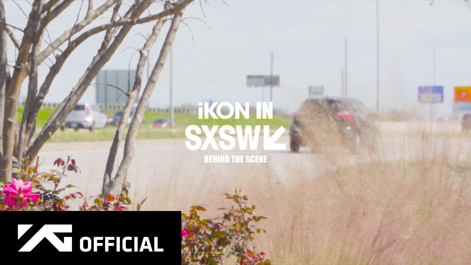 iKON - SXSW FESTIVAL 2019 BEHIND THE SCENE