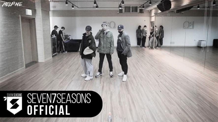 블락비 바스타즈(Block B BASTARZ) - 'Help Me' Dance Practice