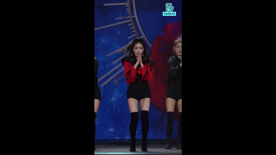 [FOCUSED CAMERA] - Chung Ha - Gotta Go - V HEARTBEAT LIVE MARCH 2019