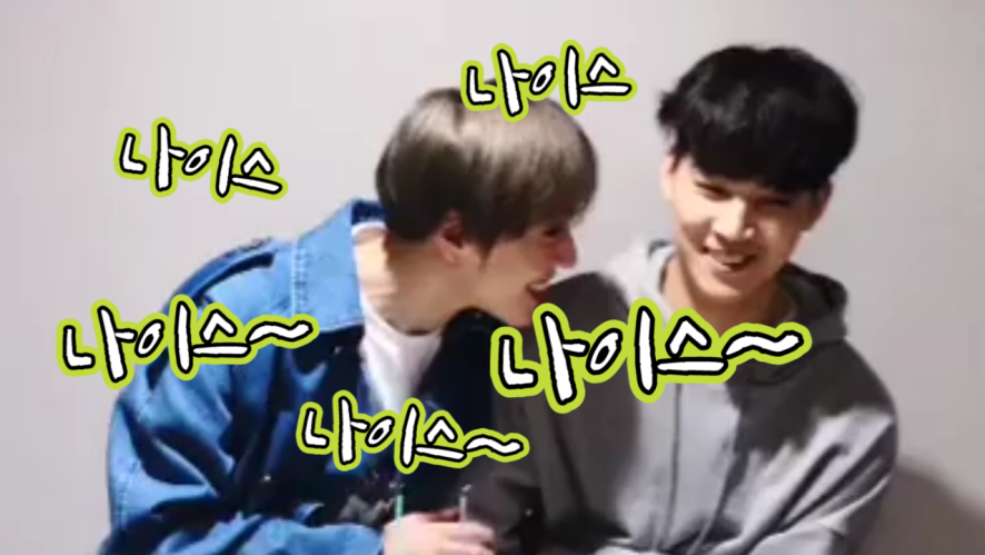 [GOT7] 저스투 활동 음,,, 나이쓰^^(얇게) (Jus2 talking about their promotion)