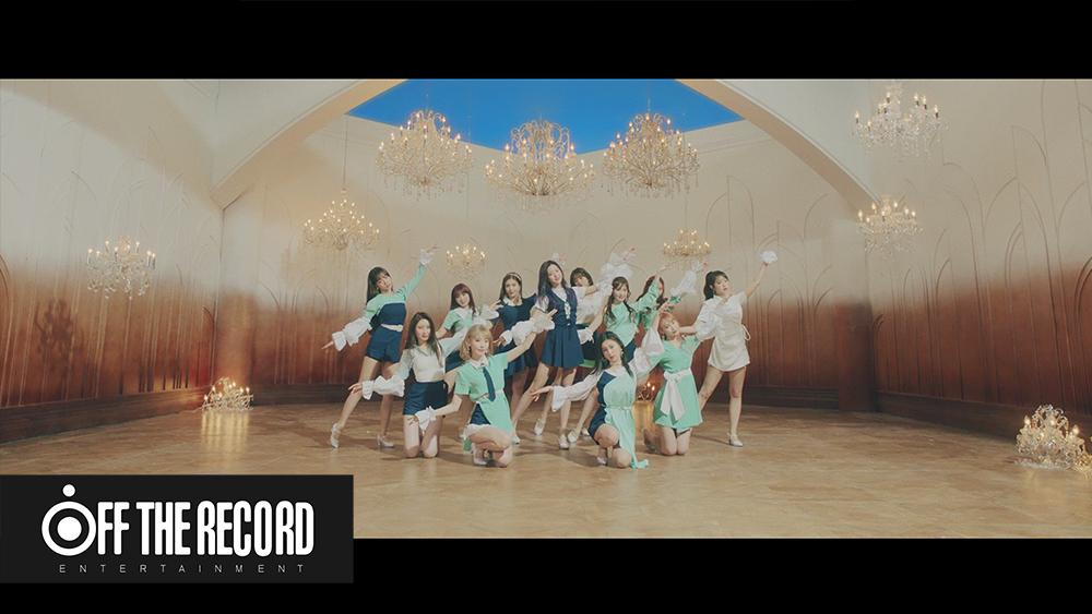[MV] IZ*ONE (아이즈원) - 비올레타 (Violeta)