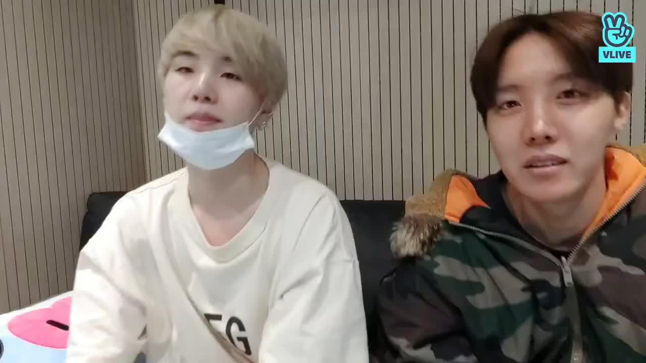 BTS Live : 화개장터 해체 발표