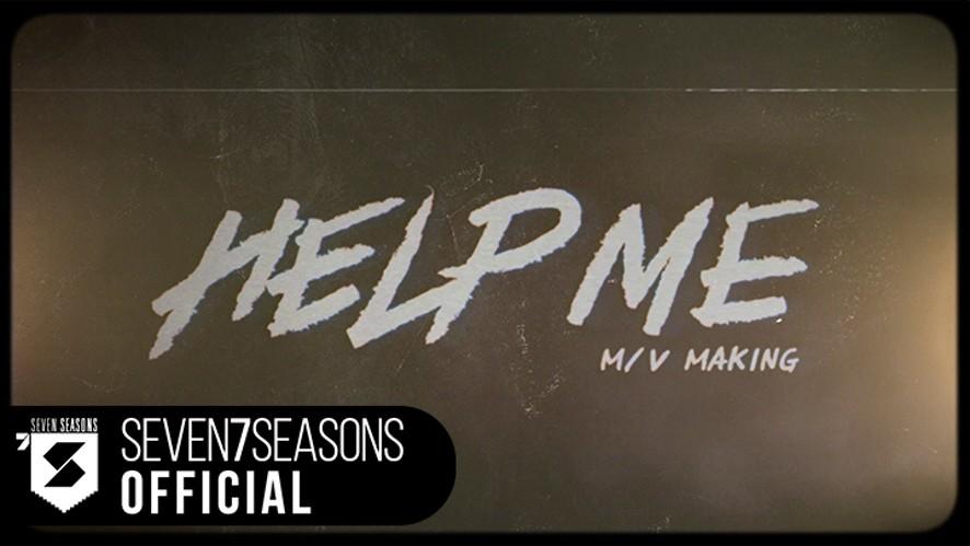 블락비 바스타즈(Block B BASTARZ) - 'Help Me' MV Making