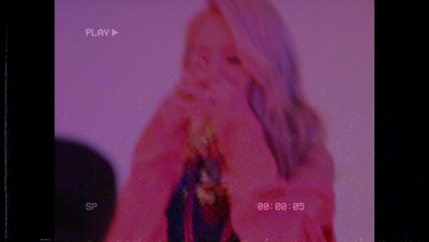 여고생 데뷔 싱글 M/V 메이킹-프롤로그