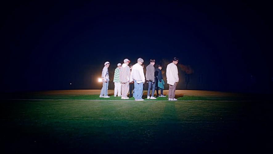 원더나인(1THE9) - Domino (Feat. Crush) (Prod. Crush, Gxxd)  Official Music Video
