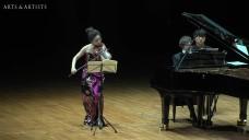 [공연]라파우 블레하츠&김봄소리 듀오 콘서트 - Mozart - Sonata for Violin and Piano No. 24 in F Major, K. 376