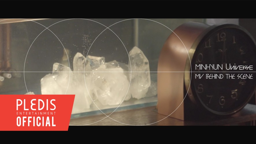 MINHYUN (NU'EST) 'Universe (별의 언어)' M/V BEHIND THE SCENE
