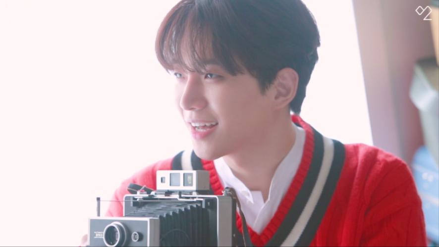 [On Air 2PM(온에어 2PM)] 컨셉 소화력 100% 청량청량 준호의 MD 촬영 현장!