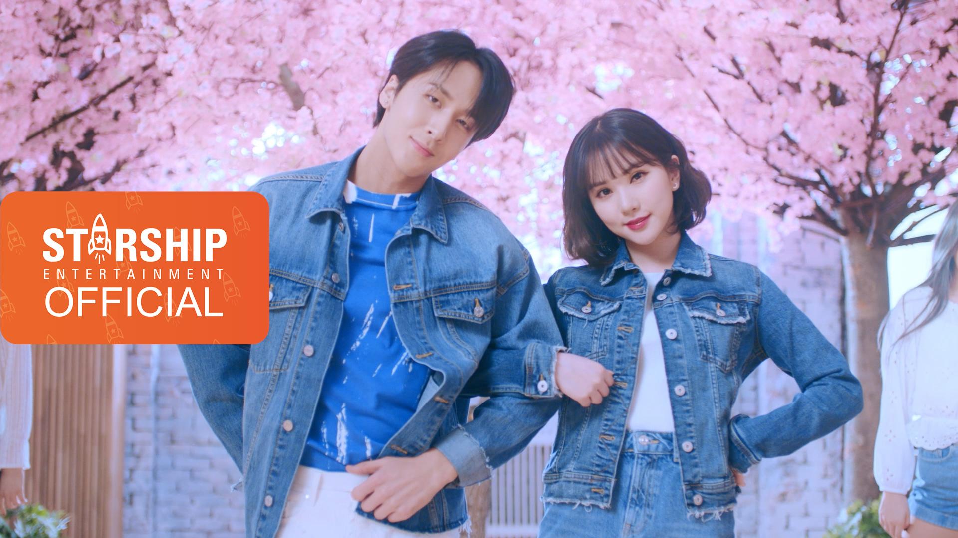 [MV] 은하 (Eunha) X 라비 (Ravi) - BLOSSOM (Prod. Groovyroom)