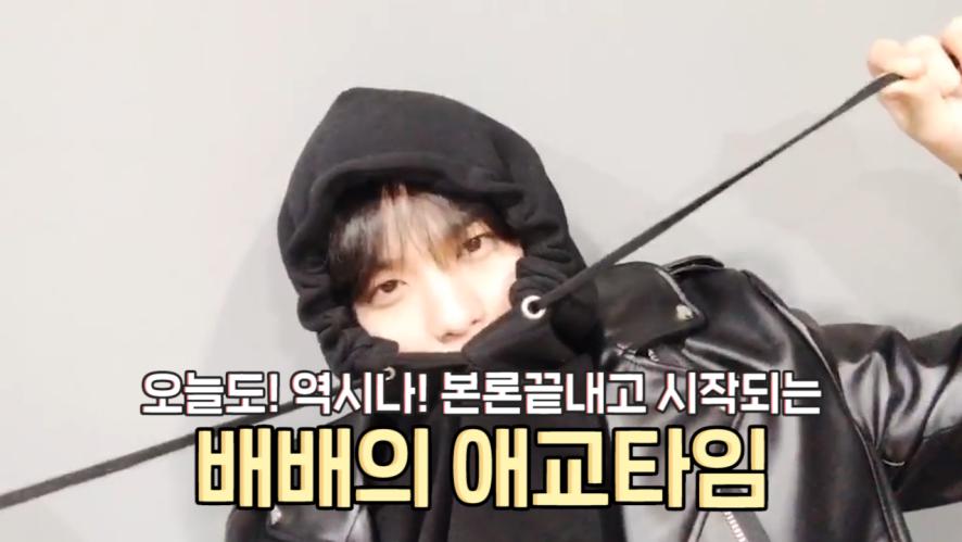 [BAE JIN YOUNG] 코리안큐티가 또 큐티대방출을 했다네요 아 맞다! 배배키트박스 언박싱도 함!! (JIN YOUNG's Fanclub goods Unboxing)