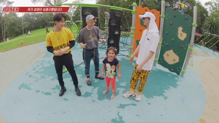 "Stray Kids(스트레이 키즈) ""Boxer"" Behind Video"