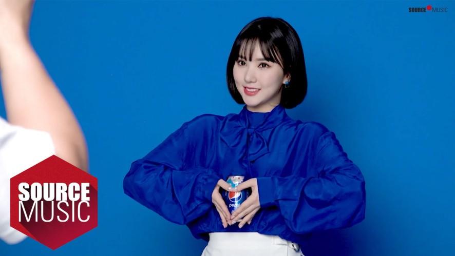 [Special Clips] 은하 (Eunha) X 라비 (Ravi) - BLOSSOM (Prod. Groovyroom) behind
