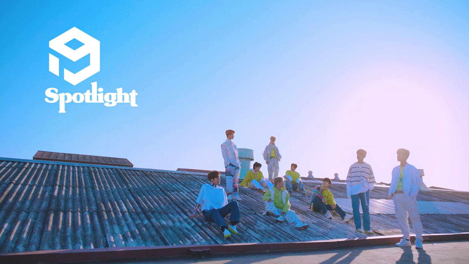 원더나인(1THE9) - 'Spotlight' Official Music Video