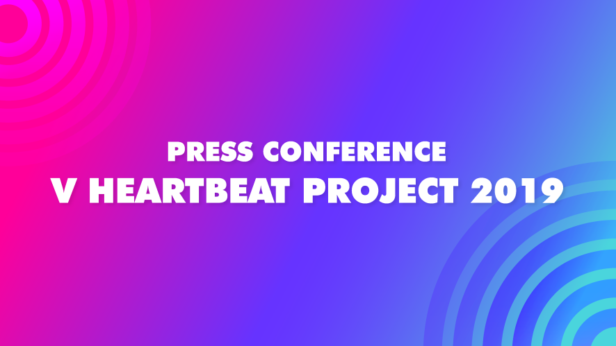 Press Conference V HEARTBEAT PROJECT 2019