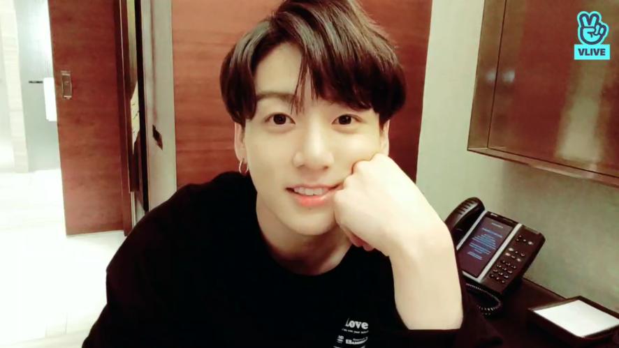 BTS Live : 감사합니다앙!🐰