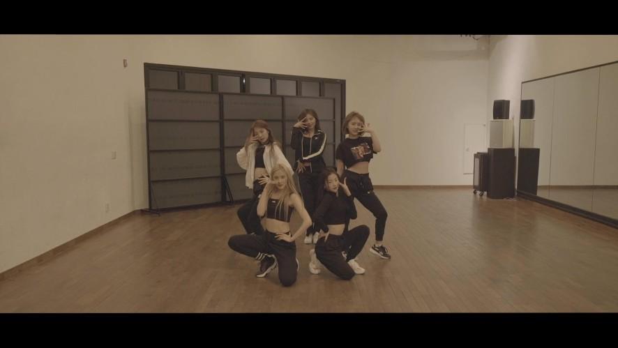 "BVNDIT ""Hocus Pocus"" Dance Practice"