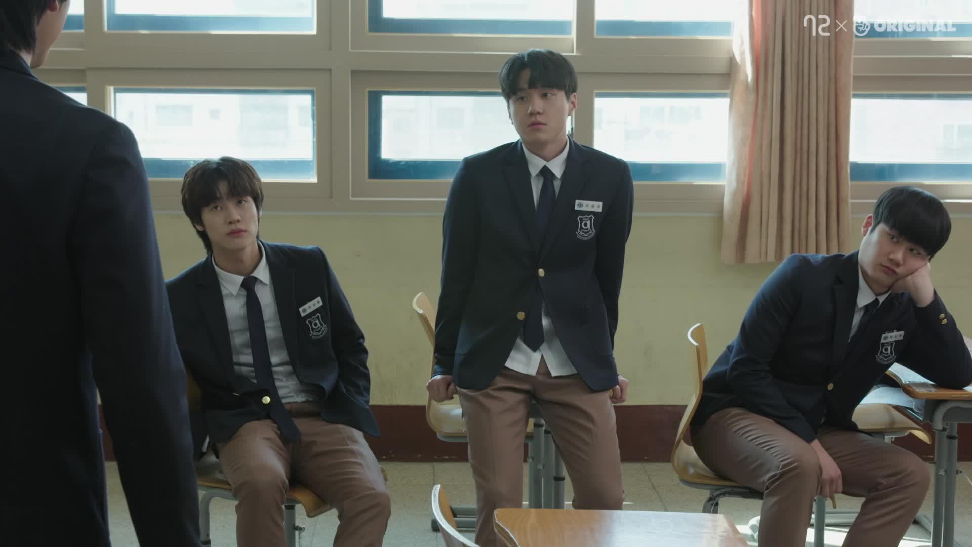 대환장 청소시간 - <아.남.행> CHAPTER4.청소시간 All-Boys High