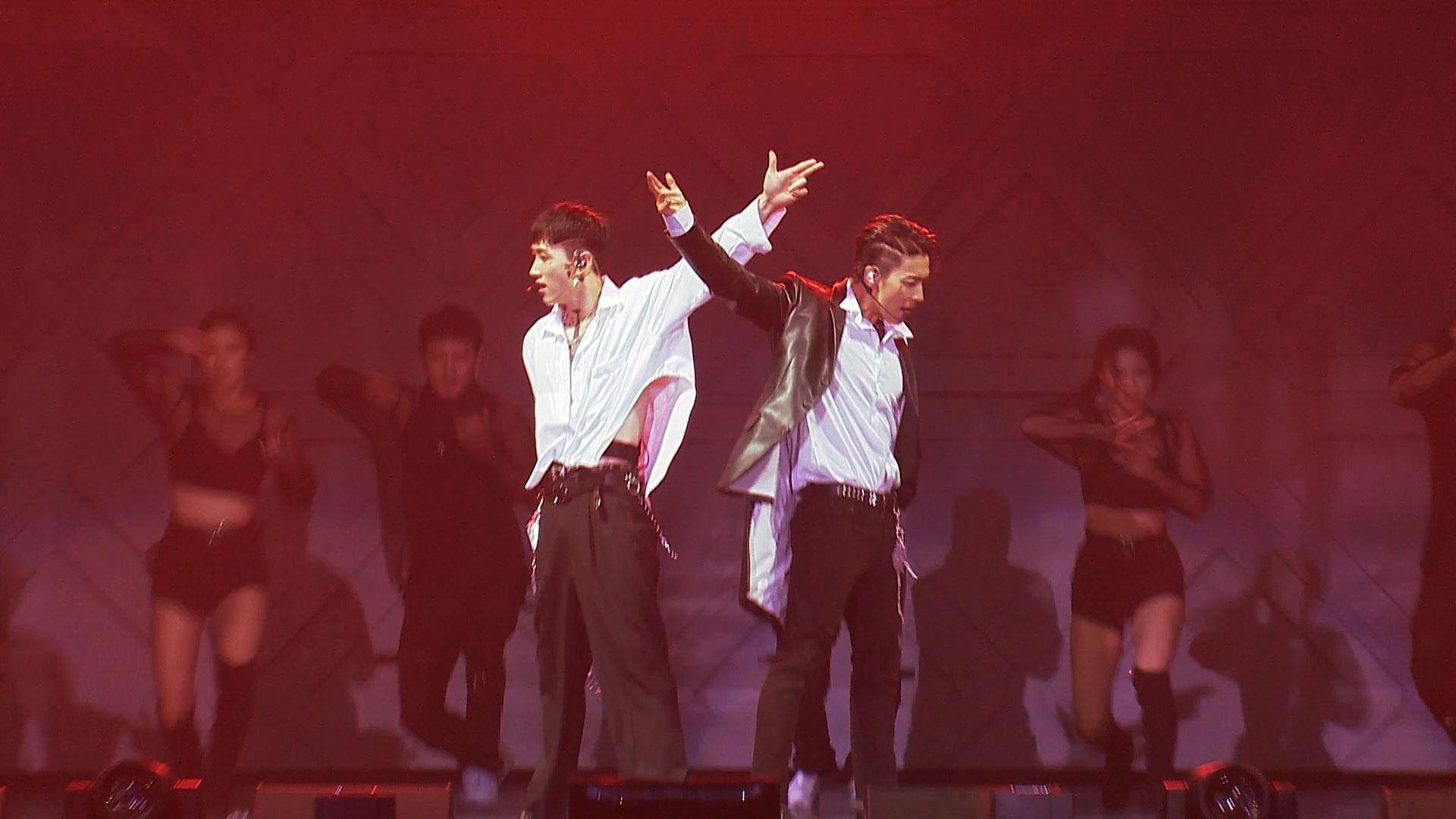 SUPER JUNIOR-D&E 슈퍼주니어-D&E '땡겨 (Danger)' Concert Ver. @SUPER JUNIOR-D&E CONCERT 'THE D&E'