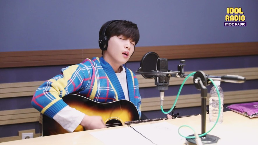 [뽀짝포착] ep196 정세운 BEHIND 'Make You Feel My Love' Live Clip