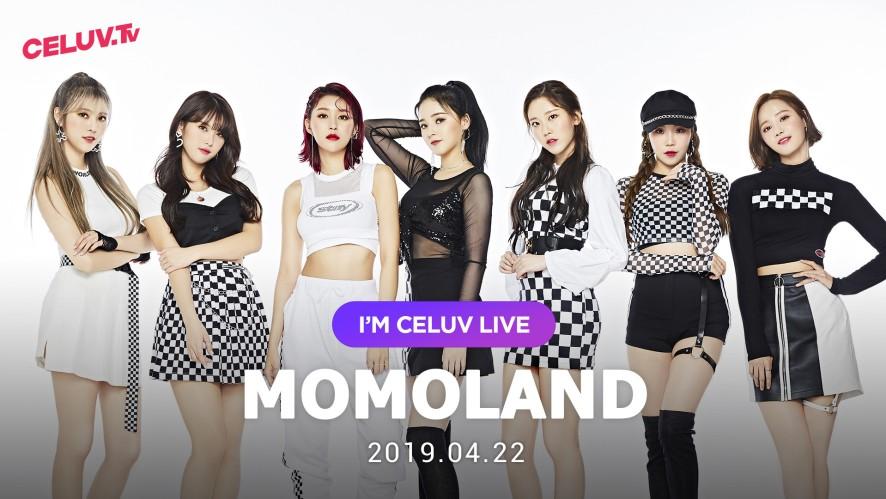 [Replay][I'm Celuv] 스페셜 공개방송 '모모랜드(MOMOLAND)', I'm So HOT 셀럽! (Celuv.TV)