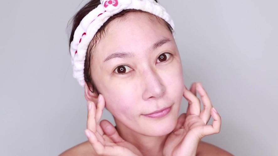 [1분팁] 얼굴각질제거방법 How to exfoliate your face