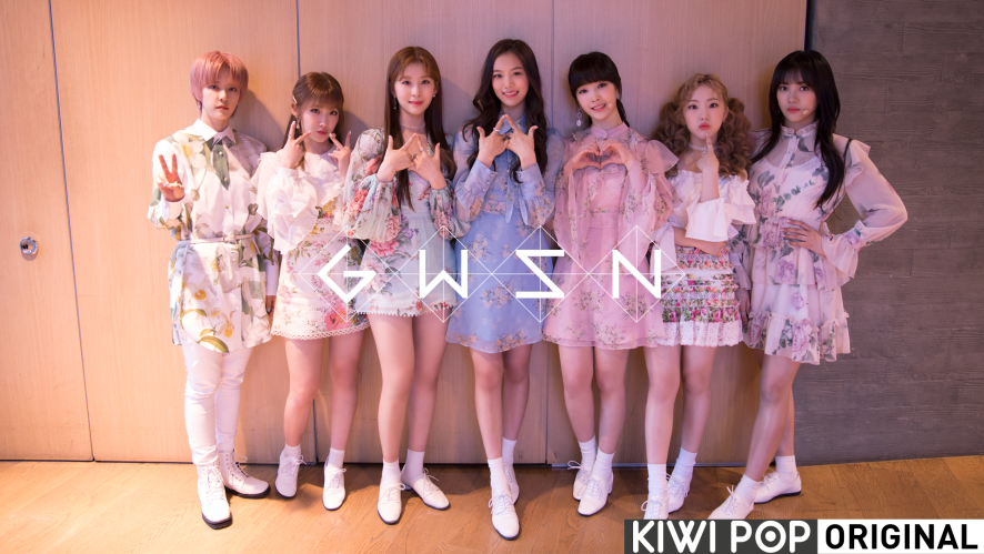 [GWSN 0to1CAM] Pinky Star The Last Live Music Show Story