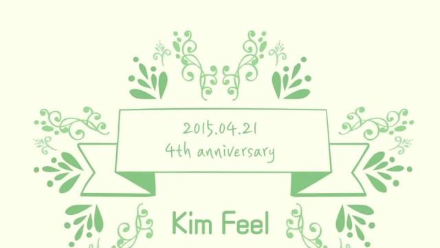 """김필(Kim Feel) """"Marry Me"""" 4th Anniversary"""