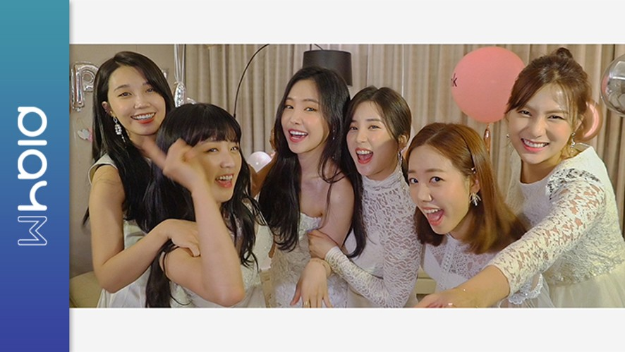 Apink 8th Anniversary D/S 'Everybody Ready?' MV