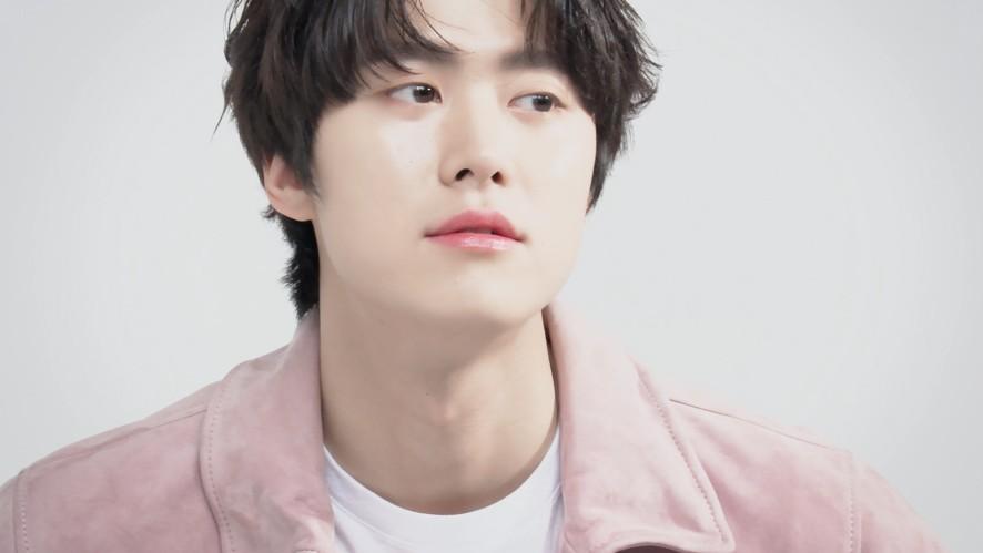 GONG MYOUNG 공명 - '더스타' 화보촬영 비하인드