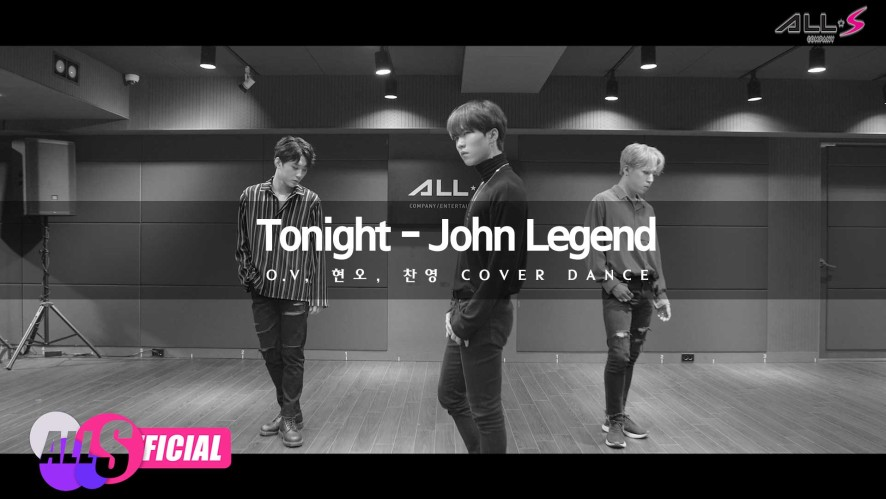 [D:DLIVE] D-CRUNCH(디크런치) - John Legend 'Tonight'_Cover