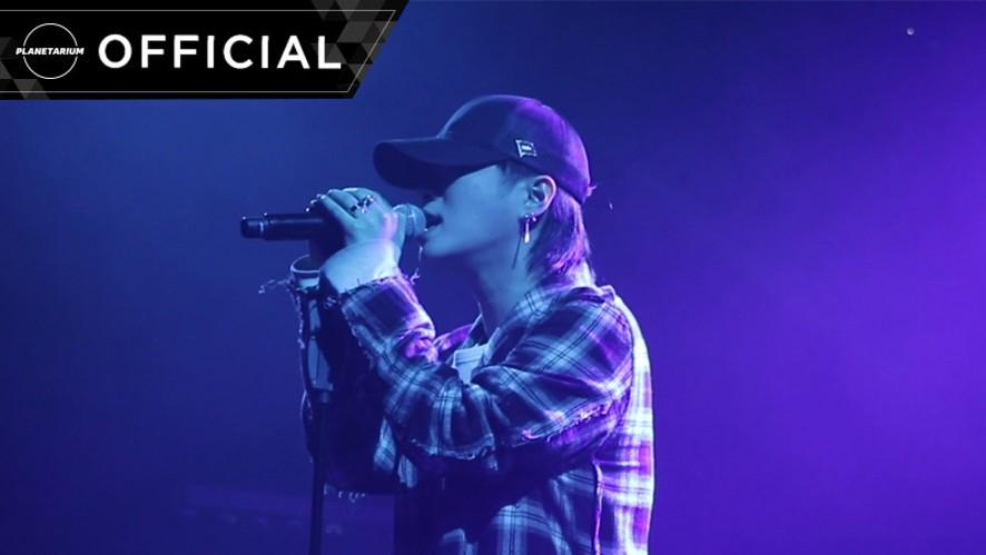 정진우(Jung Jinwoo) - 위성 (2018) Live @WE GO HOLIC SEOUL
