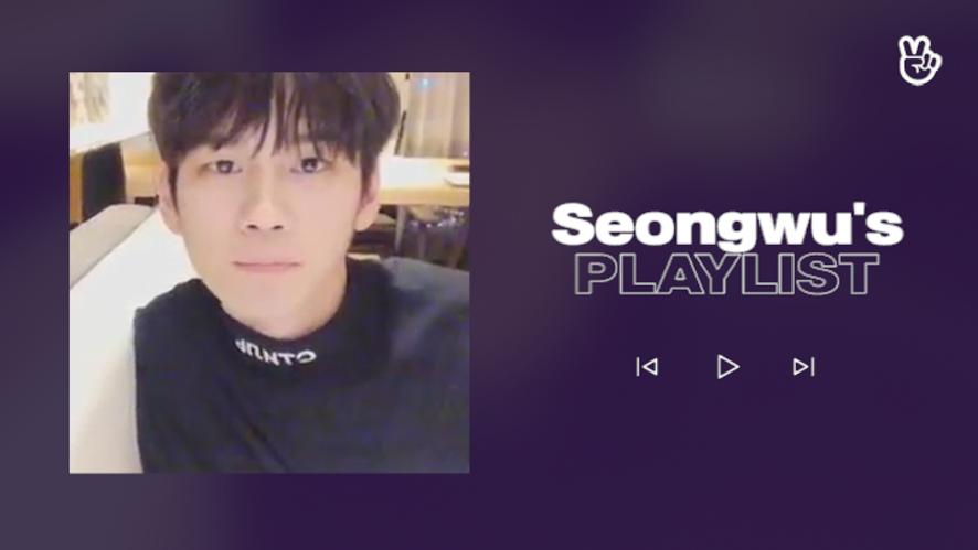 [V PICK! Playlist] Ong Seong Wu's Play List🐿🎶