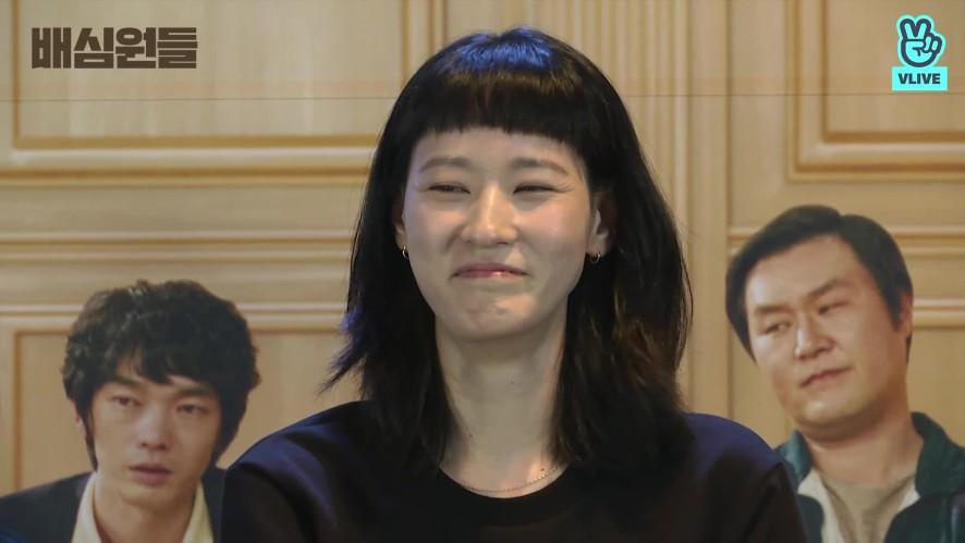 '배심원들' 무비토크 하이라이트 #2 윙크 대결? 윙크 대잔치?!